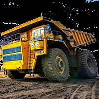 Dump Truck - 200x235