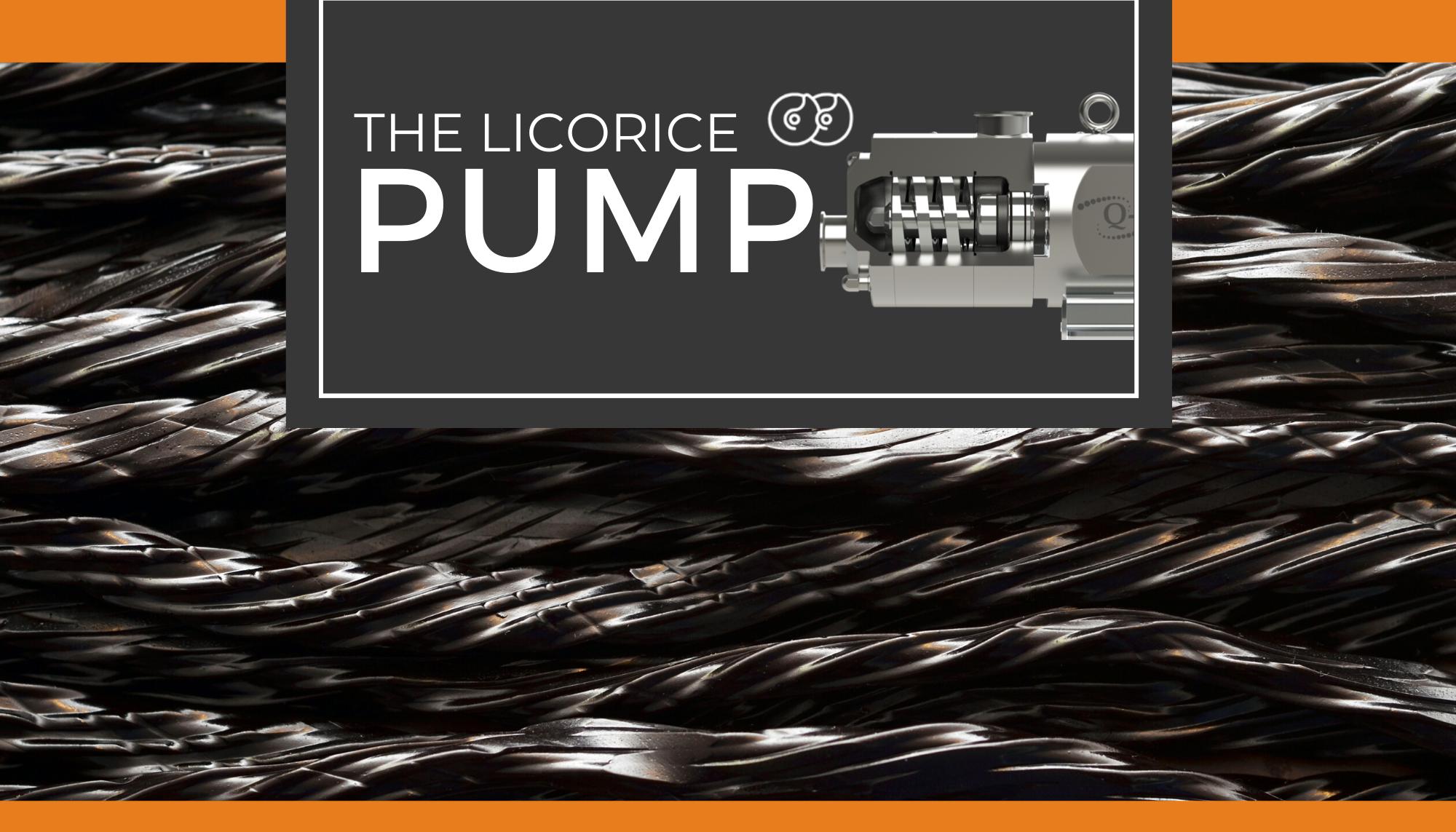 Licorice QTS Screw Pump